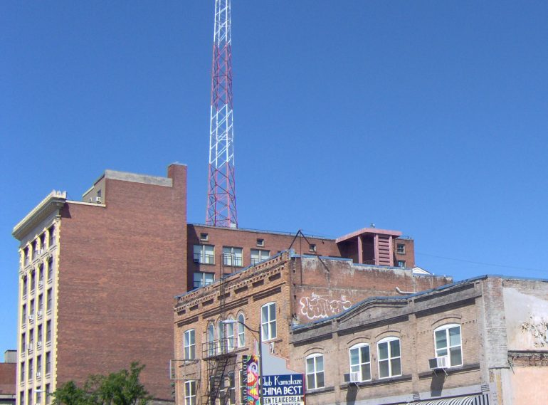 KSBN Tower and Building